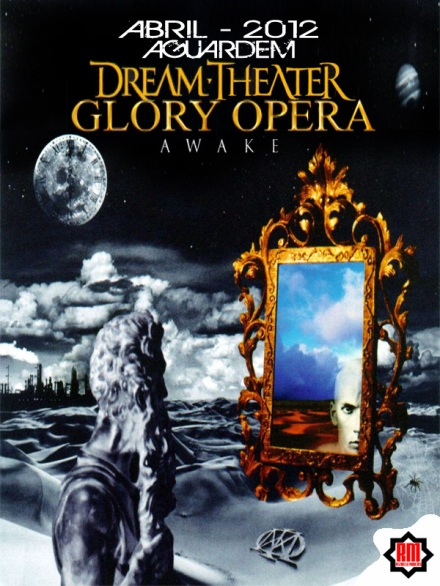 Em abril Glory Opera toca Dream Theater - Awake na íntegra!  Glory Opera - Awake na íntegra em abril